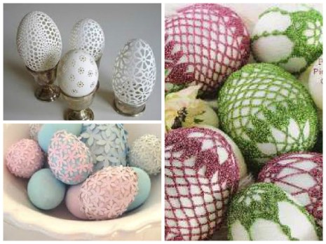 Ideias de decoração para a Páscoa! Acesse: https://pitacoseachados.wordpress.com #pitacoseachados