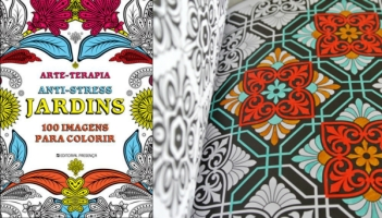 Arte-Terapia-Anti-Stress-Jardins-–-100-imagens-para-colorir