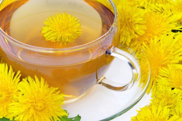 Chá-de-dente-de-leão-blog pitacos e achados