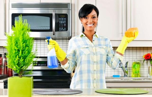Erros comuns na hora da limpeza!
