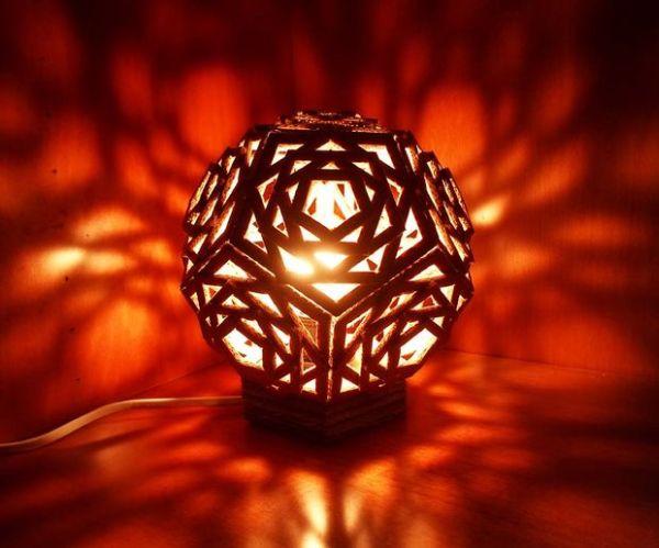 Luminária-Feita-de-Caixa-de-Papelão-Passo-a-Passo-1