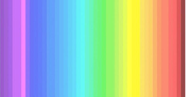 Atenção! Apenas 1 em cada 4 pessoas pode ver todas as cores. Você pode