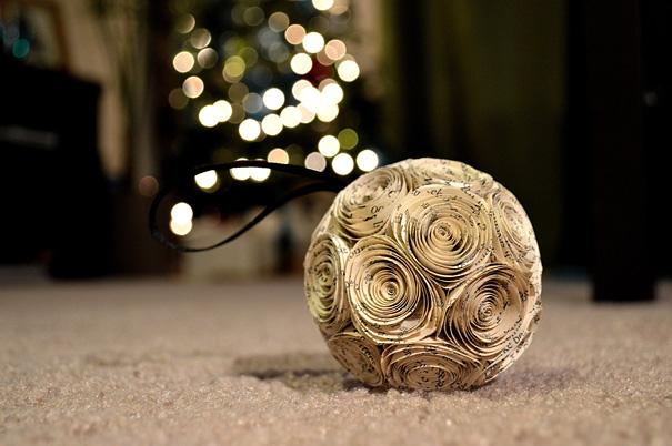 Como decorar uma Árvore de Natal16