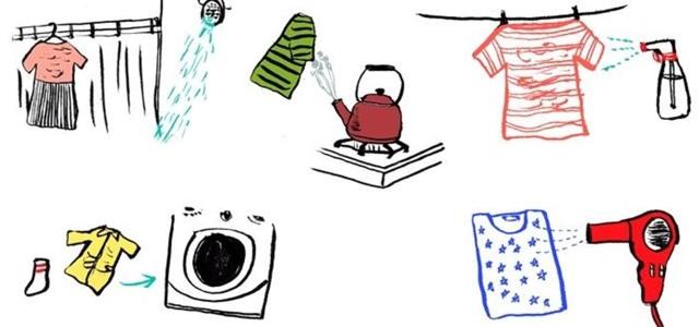 passar roupa sem usar o ferro (2)