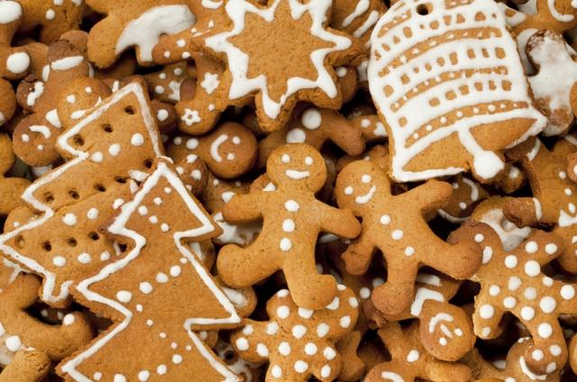 biscoito de natal - Pratos tradicionais da ceia de Natal