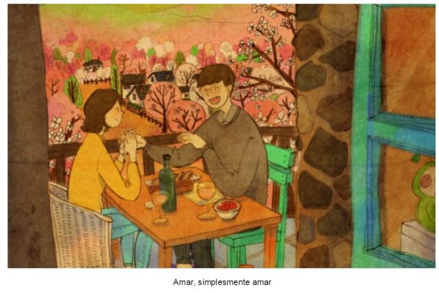 O amor está nas pequenas coisas 11