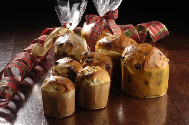 panetone - Pratos tradicionais da ceia de Natal