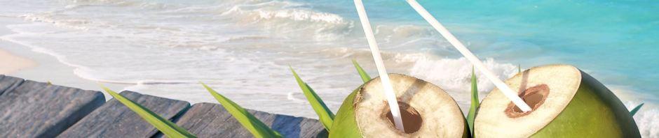 Conheça os benefícios da água de coco