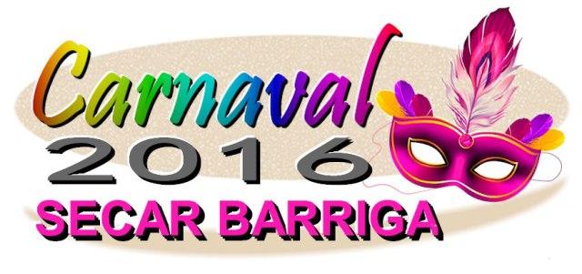 CARNAVAL 2016 SECAR BARRIGA