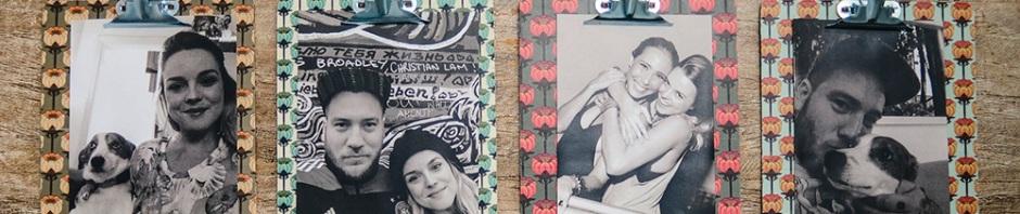 DIY - Mural de fotos e recados diferente!