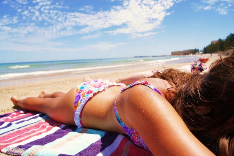 Dicas para cuidar da pele no verão