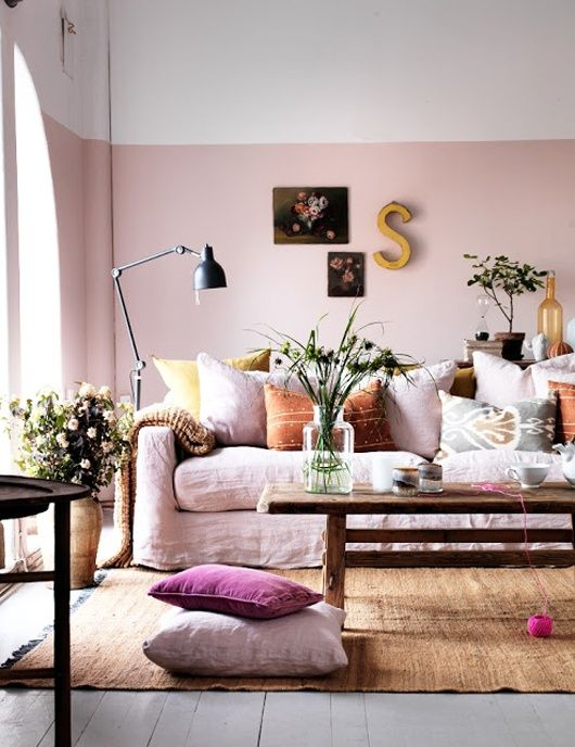 decorar gastando pouco pintura