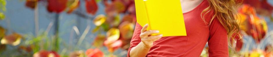 Ler nos faz sentir mais felizes