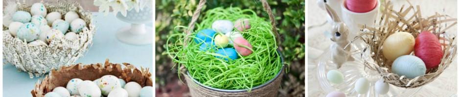 DIY - Ideias para decorar sua casa na Páscoa