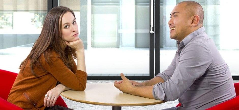 Você é bom de conversa?