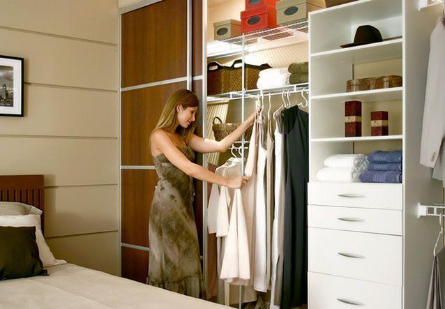 Onde colocar suas roupas closet, armário ou guarda-roupas1