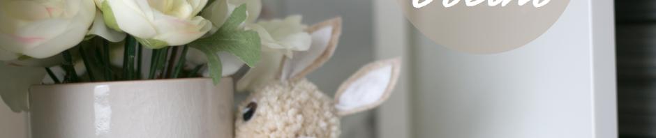 DIY - Decorando com coelhos de pompons