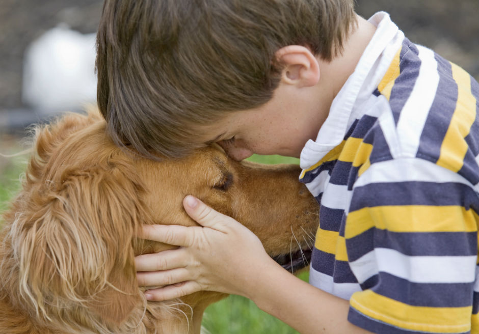 Ter animal faz bem pra saúde