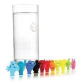DIY - Marcadores de taças e copos