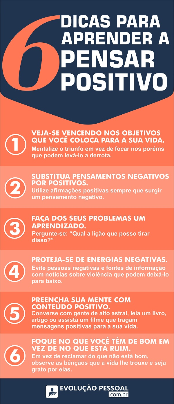 Poder-do-Pensamento-Positivo-Infografico - blog pitacos e achados