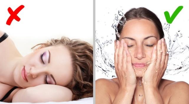 9 Erros na nossa rotina ao cuidar da pele