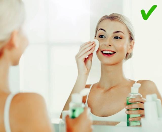 9 Erros na nossa rotina ao cuidar da pele2