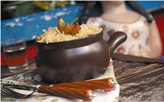 escondidinho-de-pinhão - Confira 5 receitas de pinhão para você fazer em casa - pitacos e achados