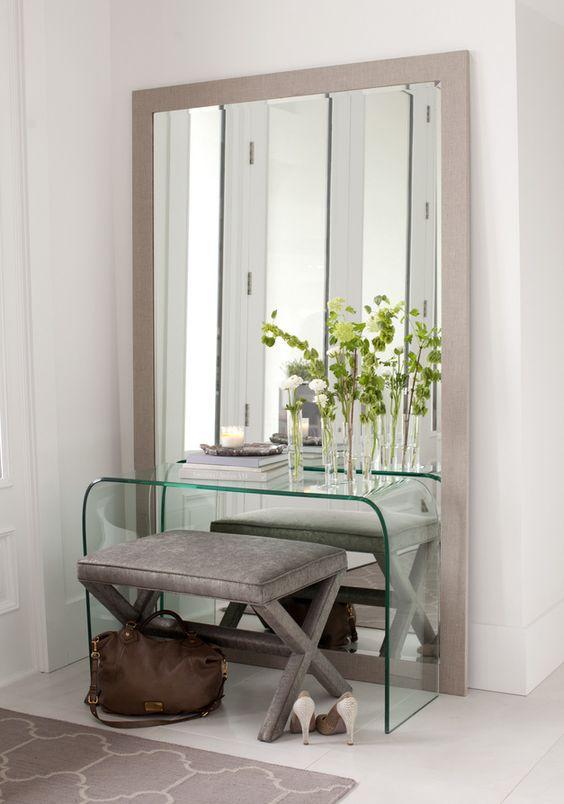 espelho kitnet