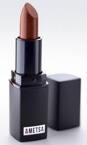 Ametsa maquiagem vegana para todos - blog pitacos e achados - marron cremoso