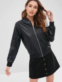 Confira 6 razões para investir em uma jaqueta - pitacos e achados - jaqueta preta de couro