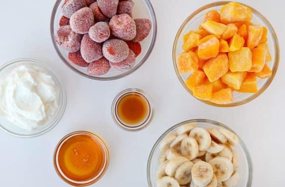 healthy-frozen-aprenda como fazer sorvete natural nutritivo e saboroso - pitacos e achados