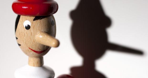 7 sinais óbvios de que você está lidando com um mentiroso