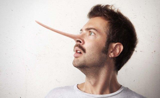 pinocchio - 7 sinais óbvios de que você está lidando com um mentiroso - pitacos e achados