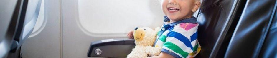 Viajando com os pequenos: Dicas de como fazer viagens longas com crianças