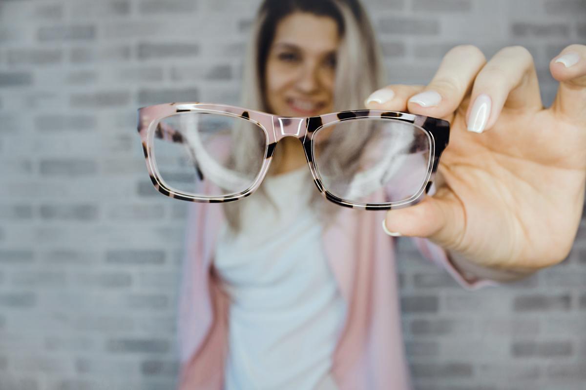 O que os óculos dizem a seu respeito