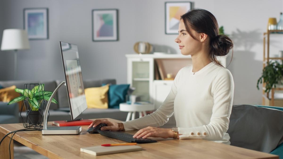 Home office: dicas posturais para o trabalho em casa