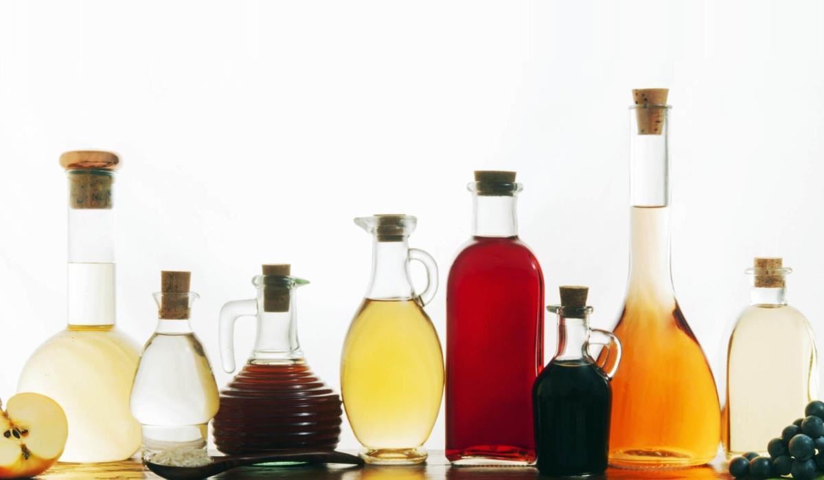 10 tipos de vinagre para usar no dia a dia